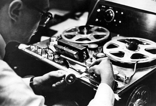 How Vinyl Records Were Produced