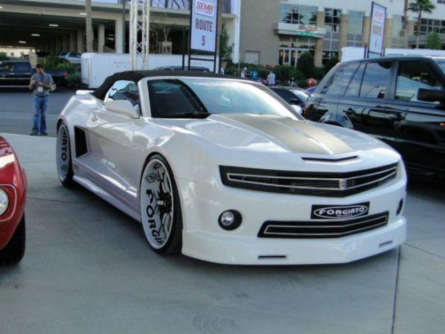 SEMA Show Cars