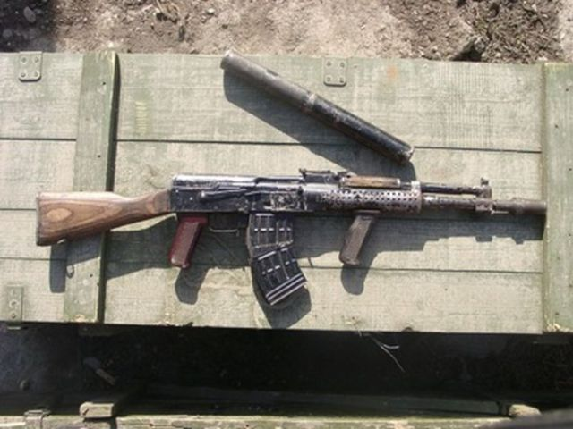 An Interesting Selection of Homemade Firearms
