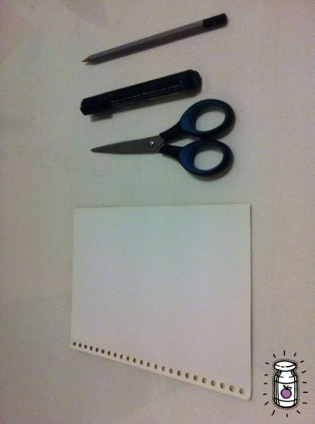 DIY iPhone Mirror Photos