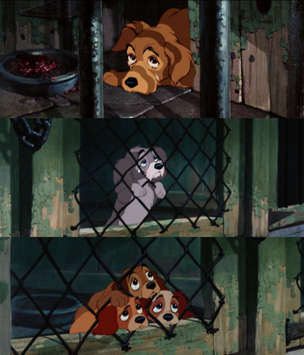 Heart-breaking Movie Moments From Your Childhood