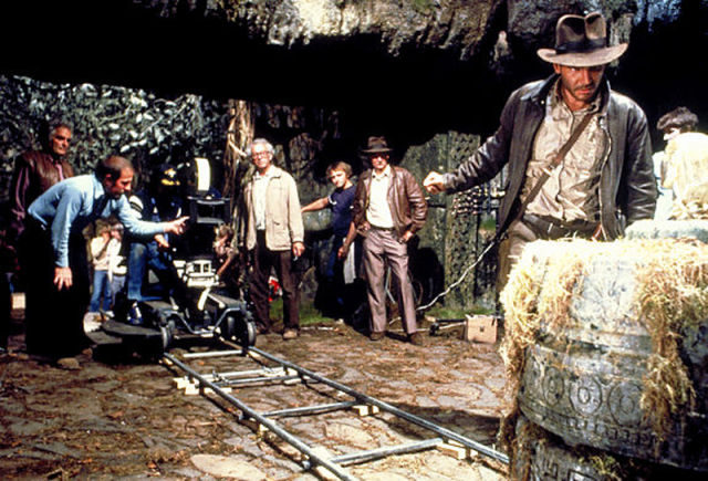Indiana Jones as You Have Never Seen It Before
