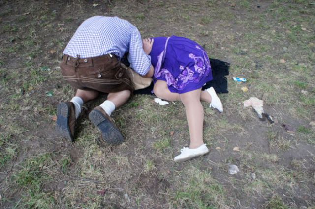 The Flip Side of Oktoberfest 2012