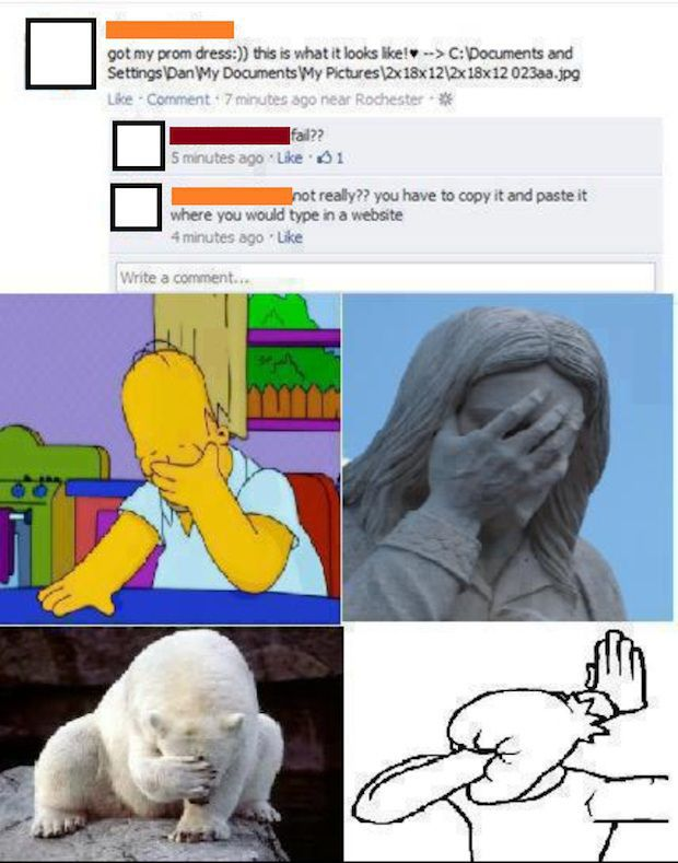 People Who Should Be Banned From Facebook