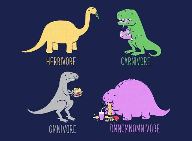 They May Be Extinct But Their Jokes Aren't!