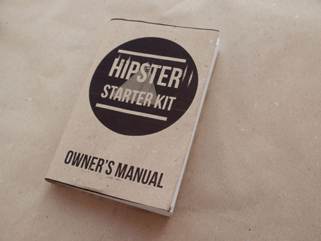 Wanna Be a Hipster? I Got Something for You