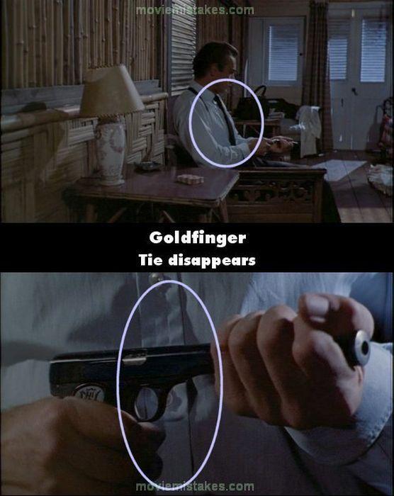 James Bond's Biggest Bloopers