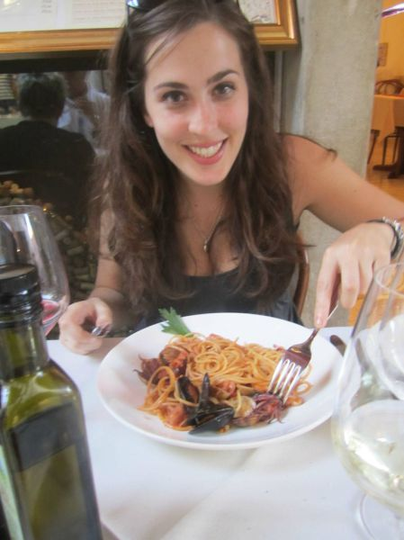 Traveling and Eating in Europe