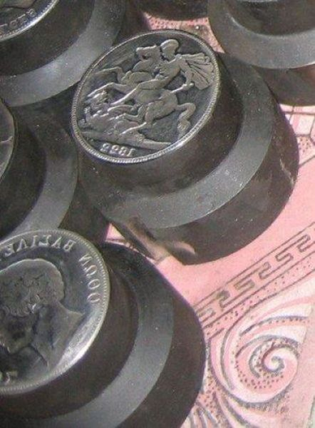 Fake Numismatic Coin Production