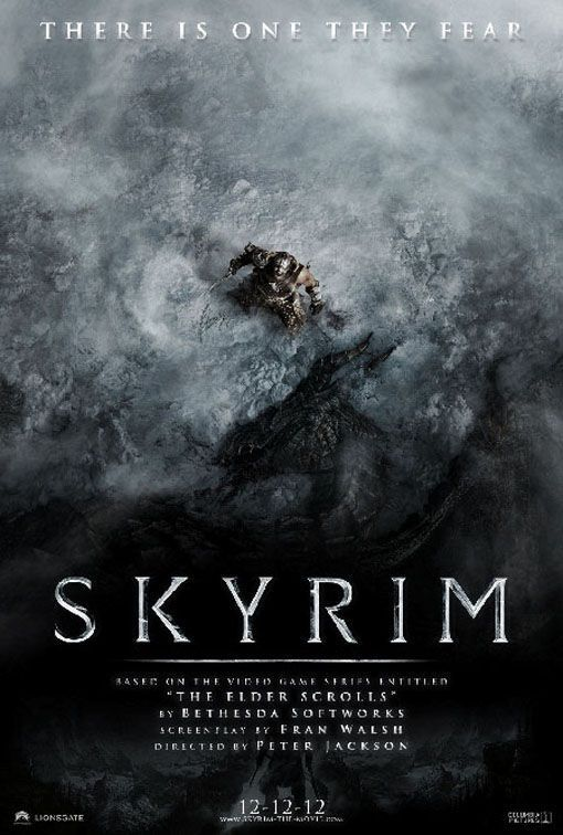Movie Posters for Bestselling Games
