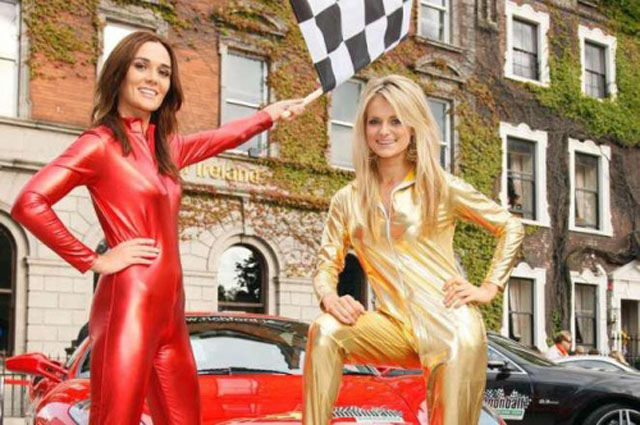 The Chicks Rule at Cannonball Run in Ireland