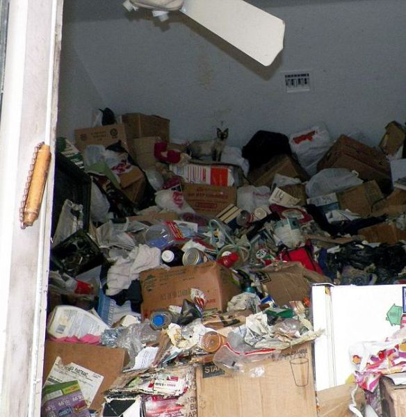Extreme Hoarding: An Inside Look