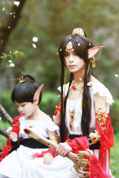 Cool and Creative Cosplay