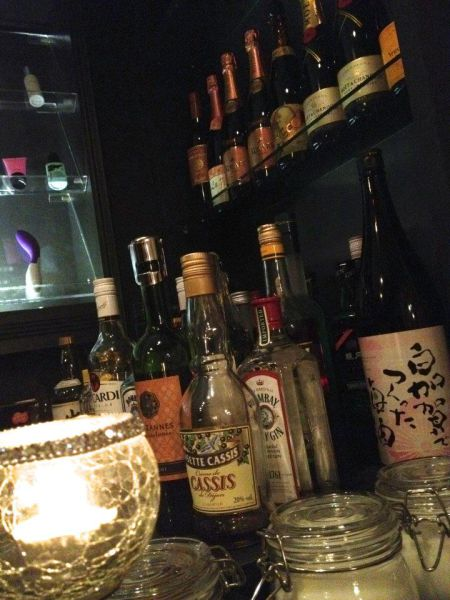 Girls Are Doing It for Themselves at New Japanese Bar