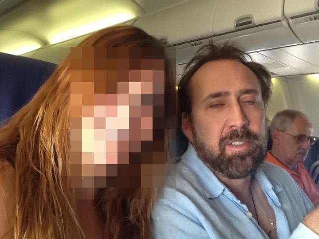 Nicholas Cage Like You've Never Seen Him Before