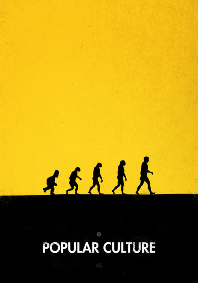 Some Different Representations of Evolution