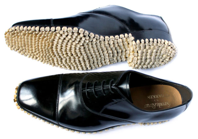 You Will Grin When You See These Shoes