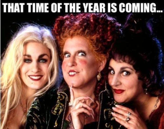 Hocus Pocus Haters Be Warned!