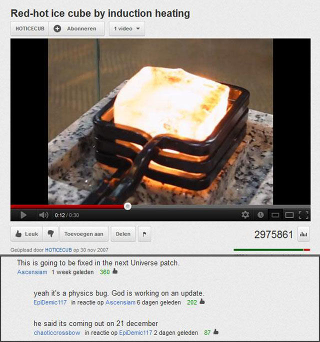 YouTube Users Say the Funniest Things