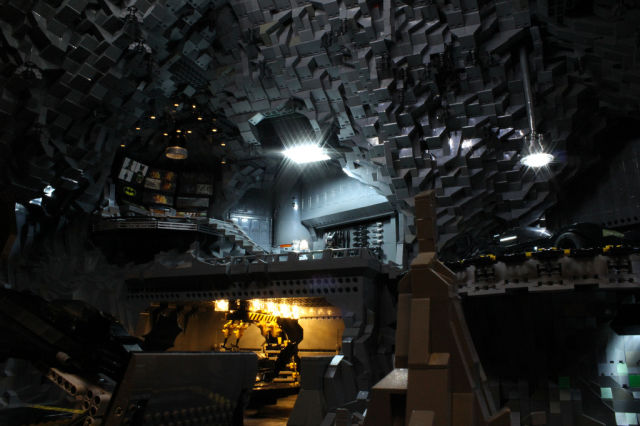 """This LEGO """"Batcave"""" Is Not Your Average Toy"""