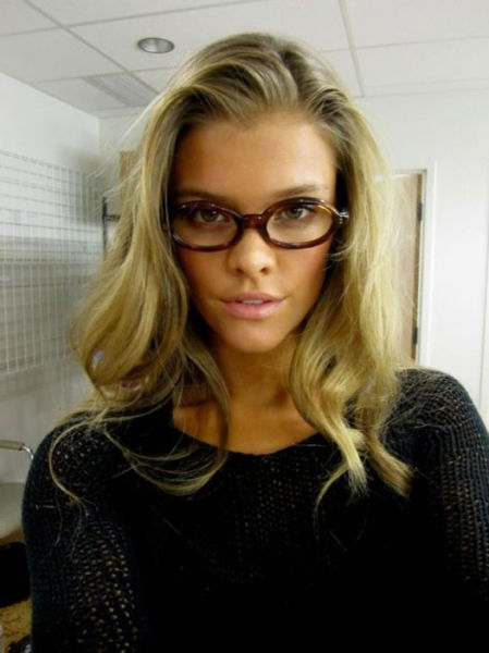 Glasses Up The Sex Appeal of These Bespectacled Beauties