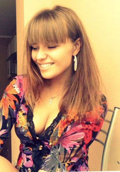 Lovely Russian Social Network Chicks. Part 4