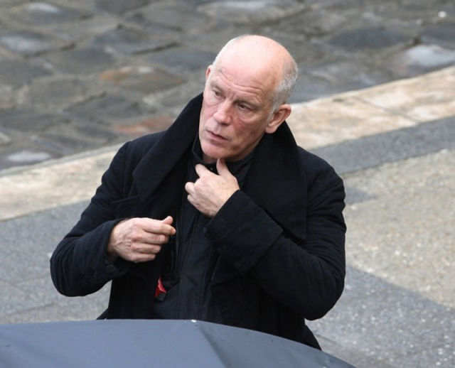 """Action Shots from the Filming of """"Red 2"""""""