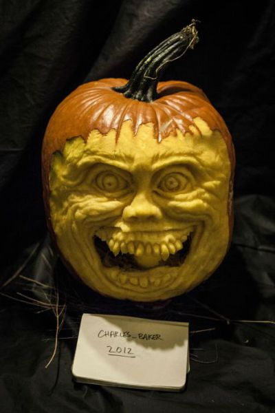 Make Your Own 'Fright Night' Pumpkin This Halloween