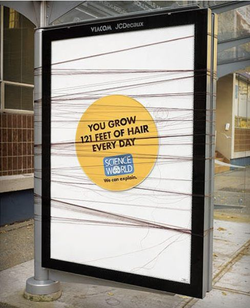 Adverts That Actually Teach Us Something