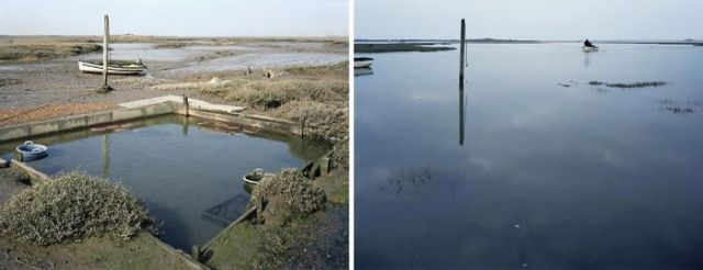 Tides Transform These Landscapes