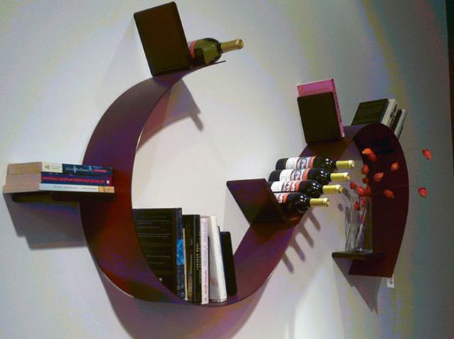 We Bet Your Bookshelves Are Not This Cool!