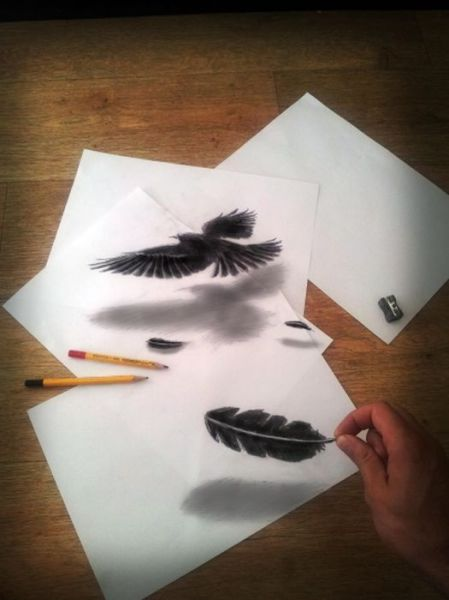 Not Your Average Pencil Drawing