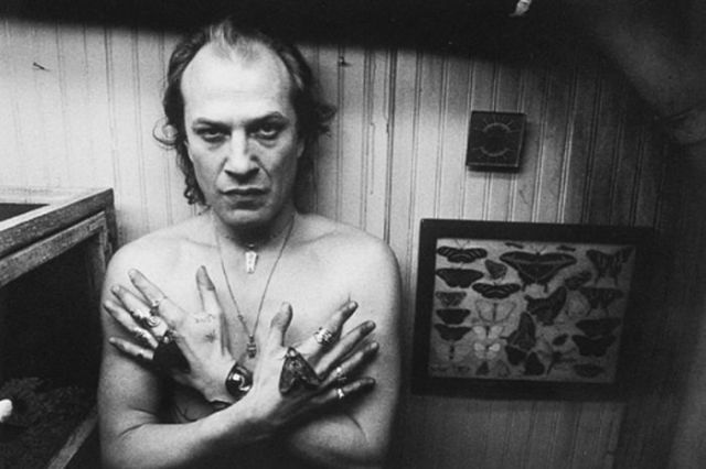 "Some Candid Shots from the Making of, ""Silence of the Lambs"""