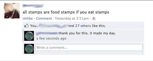 You Make a Good Point…