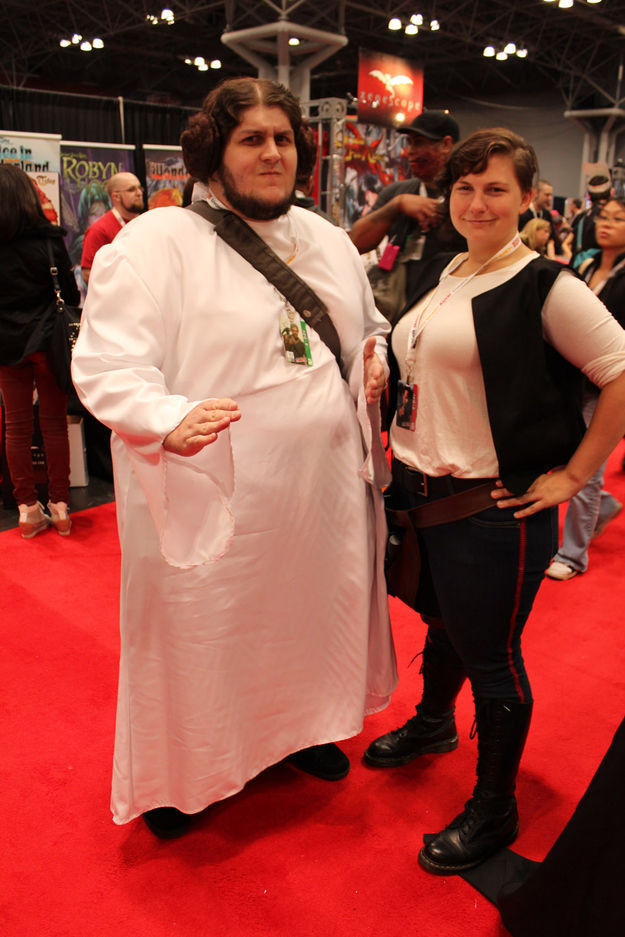 New York Comicon: A Time for Cosplay