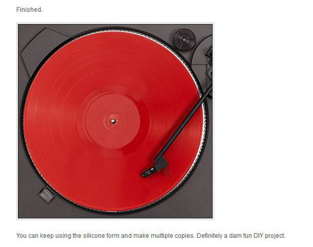 Now You Can Duplicate Your Favourite Record!