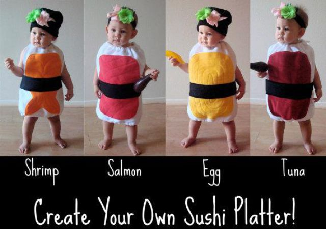 We Bet That Their Parents Had Fun with These Costumes!