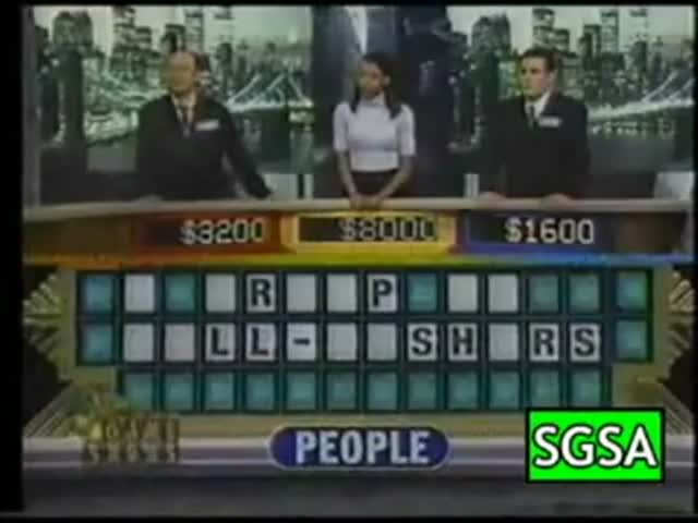 The Best of the Worst Game Show Answers