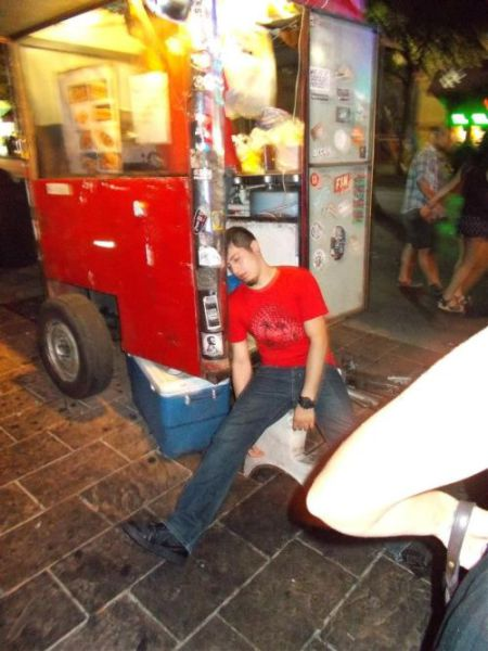 Hilarious Drunk and Wasted People. Part 6