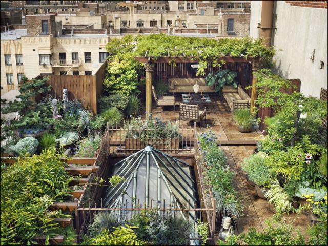 Secret Inner City Gardens