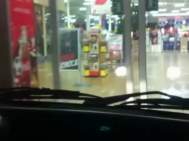 Worse Than Scooters in Wal-Mart
