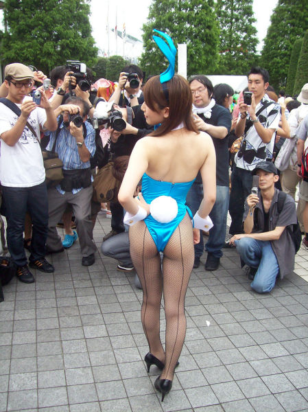 Japanese Women Do Cosplay Best!