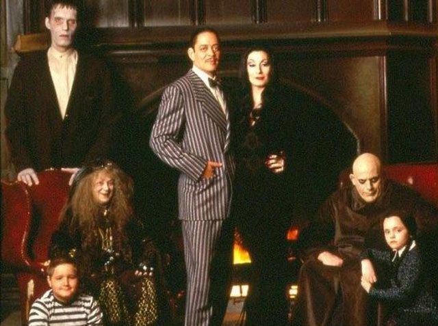 Most Lovable Horror Family Ever!