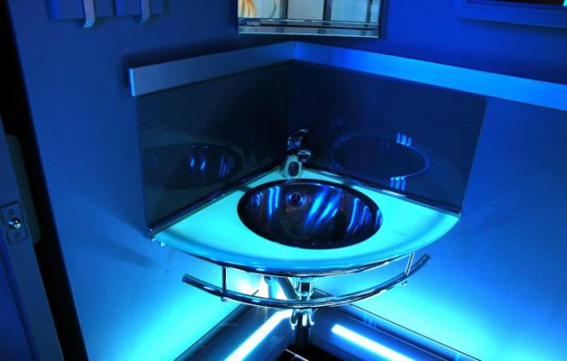 "Not Only ""Trekkies"" Will Think That This House Is Cool!"