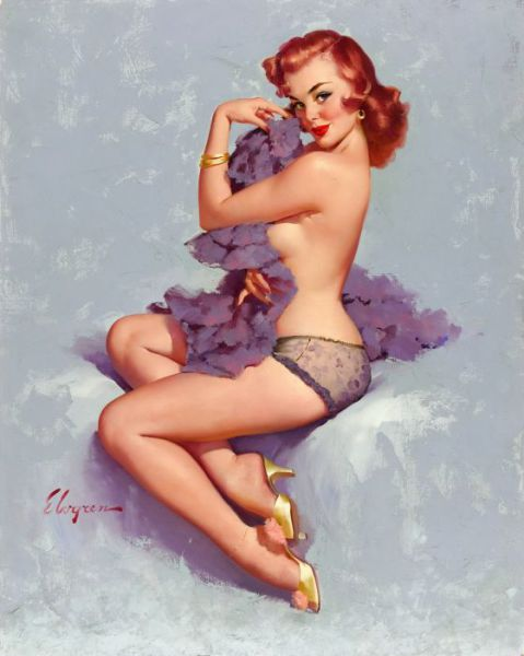 Pop Culture Pin Up Girls Still Sizzle With Sex Appeal