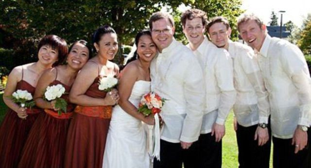 Such a Joyous Find! Or Miraculous Wedding Photo Recovery