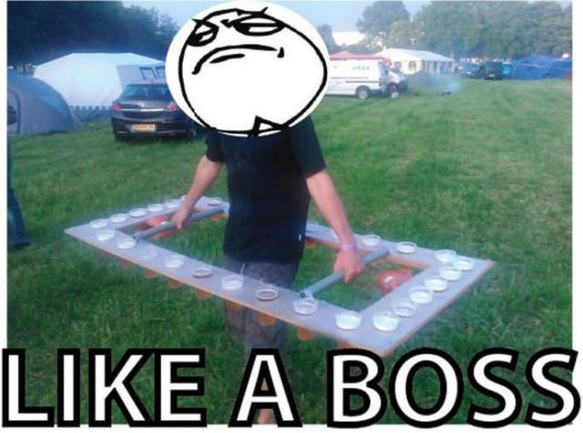 Party Like a Boss!