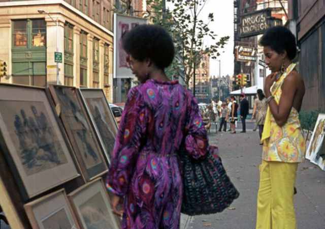 Retro Photos Give Us A Glimpse At a Historical New York City