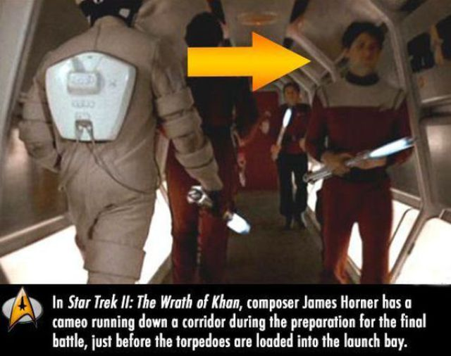 Some Interesting Star Trek Titbits to Add To Your 'Trekkie' Trivia