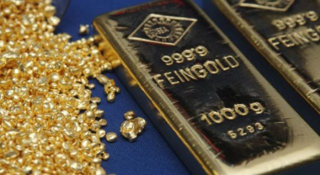 The Making of Real Gold Bars